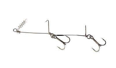 Cork Screw Shad Rig M
