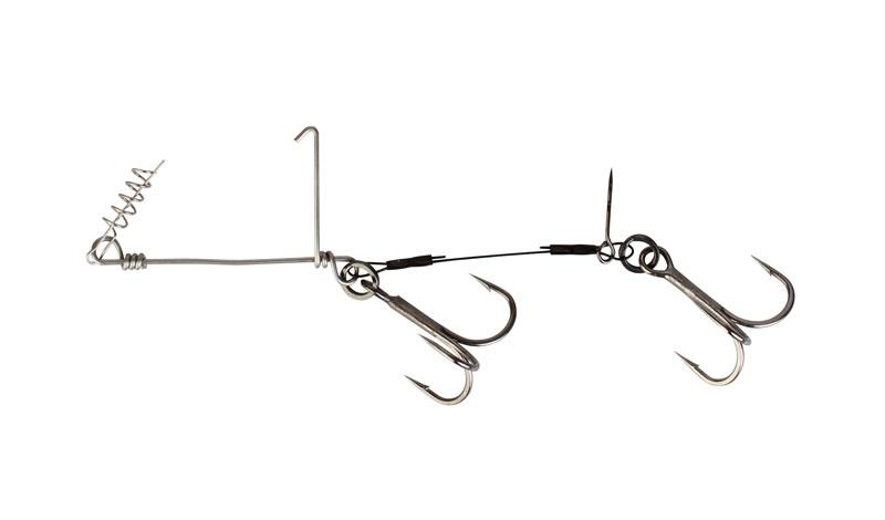 Cork Screw Shad Rig L