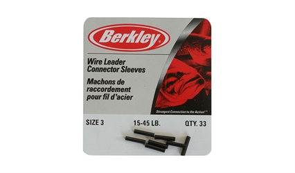 Berkley Connector Sleeves 15-45lbs
