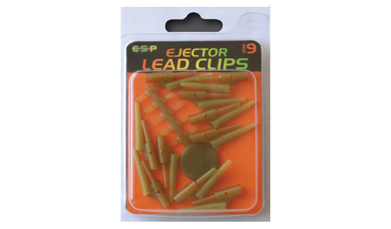 Ejector Lead Clips + Tail Rubber