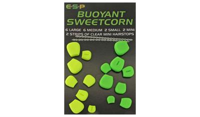 Buoyant Sweetcorn - Green/Yellow