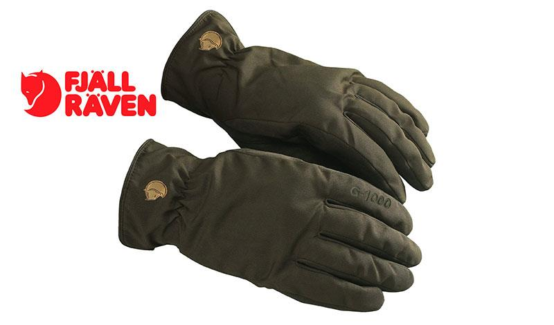 Forest Glove - Dark Olive