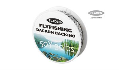Fladen Fishing Dracon Backing - 50 yds.
