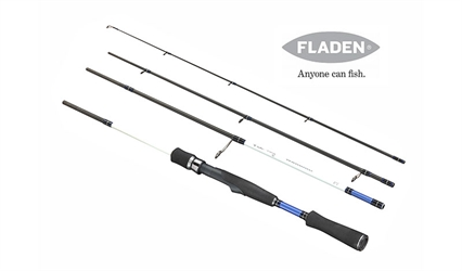 Fladen Fishing Warbird Travel 8 fod
