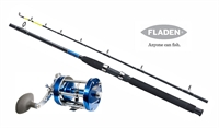 Fladen Fishing Xtra Flexx + Warbird Blue
