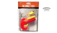 Fladen Big Single Tail - 60gram/120mm