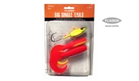 Fladen Big Single Tail - 90gram/120mm