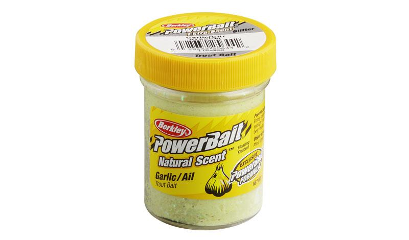 PowerBait Garlic - 50 gram