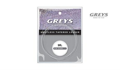 Greys Tapered Leader