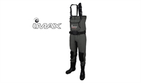 Imax Challenger Chest Neoprene Waders - Profil