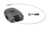 Pacsafe RetractaSafe 250 - Smoke
