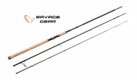 Savage Gear Custom Coastal 9,6 fod 9-27 gram - 3 delt
