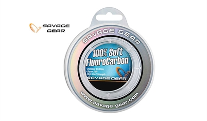 SavageGear Soft Fluoro carbon - 1,00mm