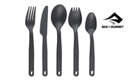 Bestik - Sea To Summit Camp Cutlery