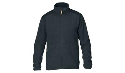 Sten - Fleece - Dark Navy