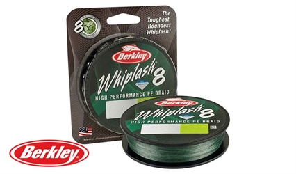 Berkley Whiplash 8 Green