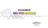 Maxximus Cable Braid Multicolor 300m