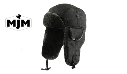 MJM Wool Mix/ Faux Fur Hat