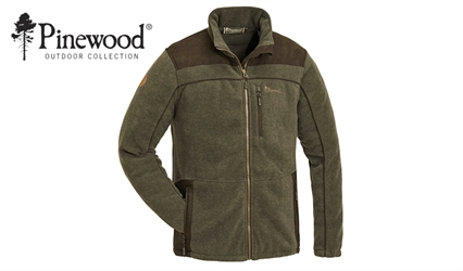 Pinewood Prestwick Exclusive - Fleece Jakke