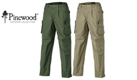 Pinewood Sahara Zip off bukser
