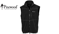 Pinewood Utah - Vest - Fleece