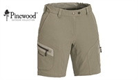 Pinewood Vildmark Shorts Stretch - Dame